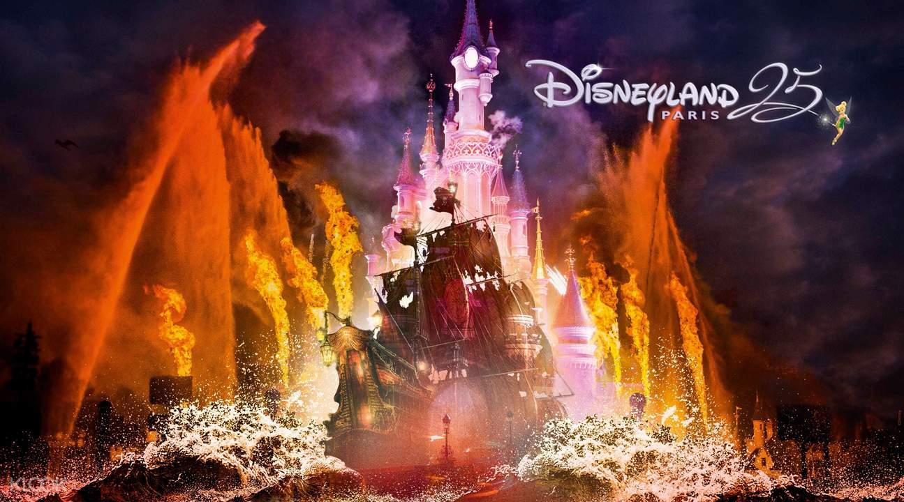 disneyland paris lights show discount